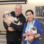 Governor and First Lady Adopt Rescue Dogs