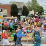 Beach Party at Leonardtown Square