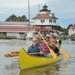 Old Town 25-foot Camp Canoe Relaunched